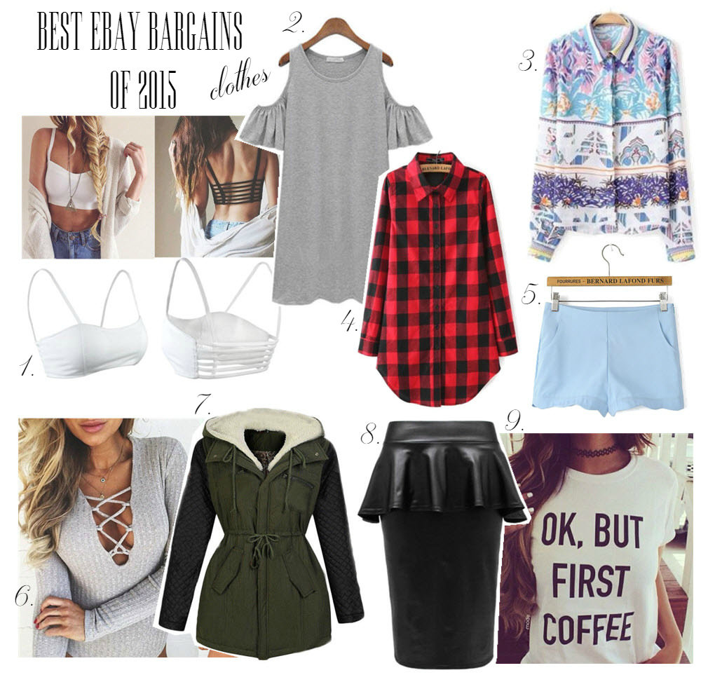 Best Ebay Bargains Of 2015 Clothes Call Me Madie